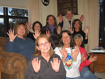 Reiki Weekend, Colorado, Dec 2010