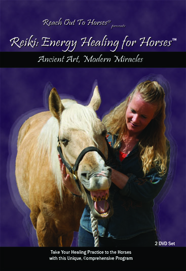 Reiki: Energy Healing for Horses 2-DVD Set
